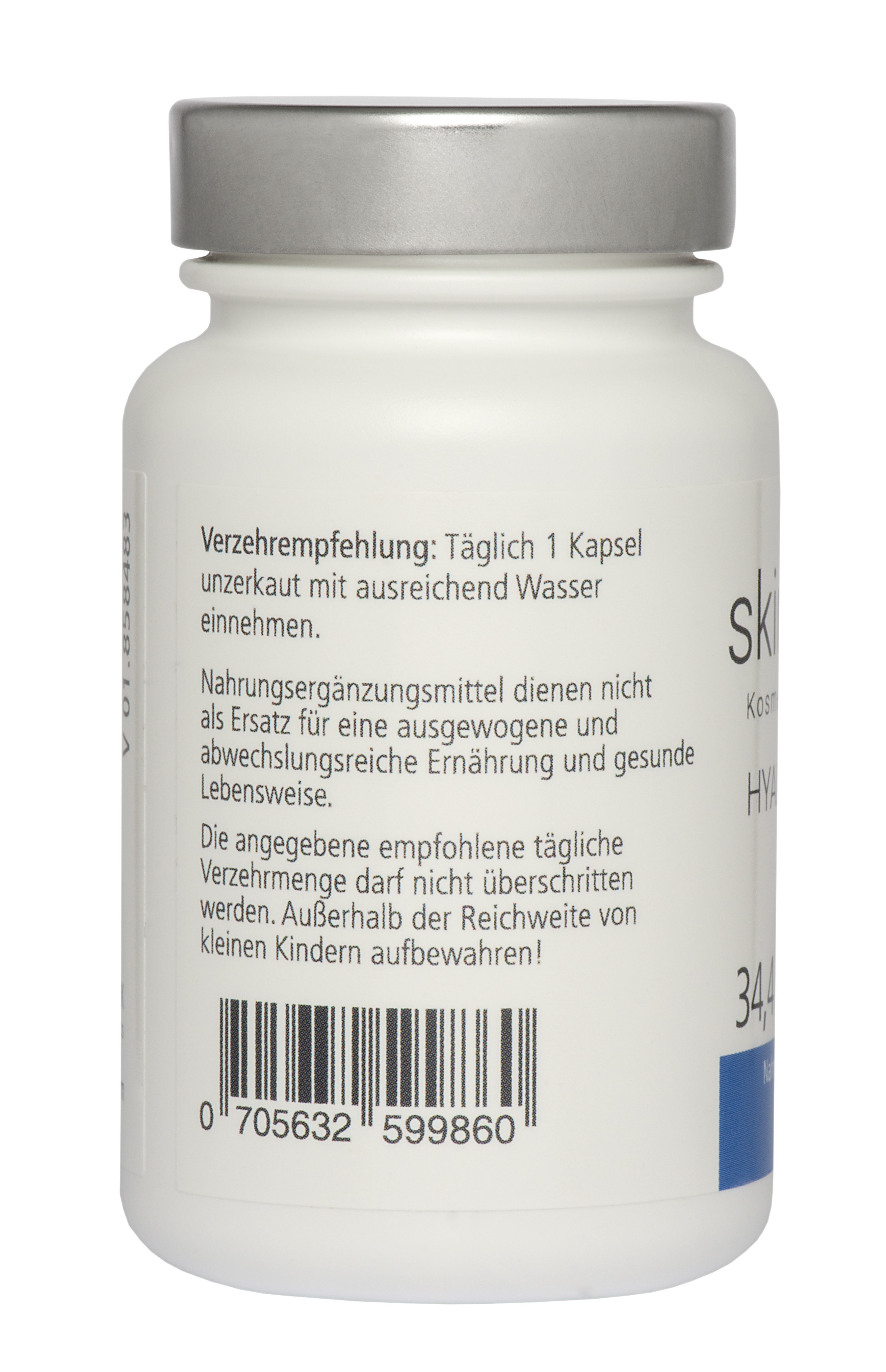 SKINXMED Hyaluron Creme | Anti Aging Cream gegen Falten